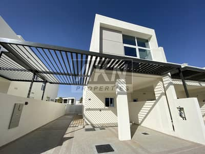 تاون هاوس 3 غرف نوم للايجار في أكويا أكسجين، دبي - Corner unit | Single Row | Closed Kitchen with maid room