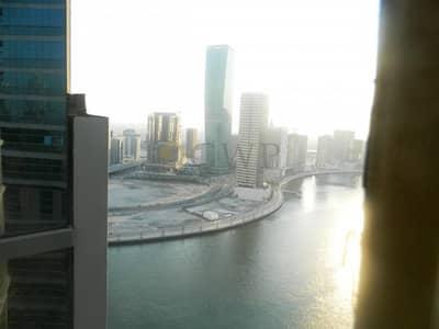 مکتب  للايجار في الخليج التجاري، دبي - Exquisite Office  |Canal View| Partition| Vacant