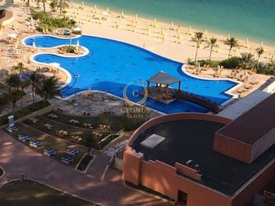 شقة 1 غرفة نوم للايجار في نخلة جميرا، دبي - 1Br Most Spacious| Elegant Apartmnet| Available on Low Floor