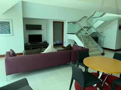 All inclusive ! Luxury 2Br Duplex Apartment for Rent  in Jumeirah Living