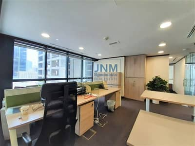 Office for Sale in Jumeirah Lake Towers (JLT), Dubai - Investors Deal! Prime Bldg | Fitted & Partitioned