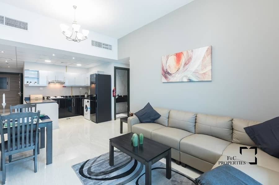 2 Brand New| Partial Burj View| Ready To move In