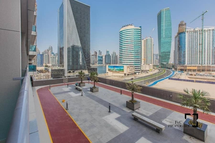 12 Brand New| Partial Burj View| Ready To move In