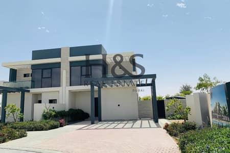 تاون هاوس 4 غرف نوم للبيع في داماك هيلز (أكويا من داماك)، دبي - Golf Community | Modern Design  4 Beds TH @ Damac Hills