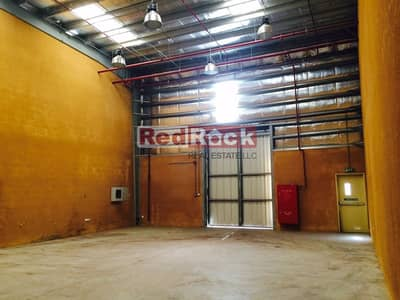 Warehouse for Rent in Ras Al Khor, Dubai - 12 Cheques Accepted for Clean 3350 Sqft Warehouse in Ras Al Khor