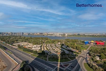 2 Bedroom Hotel Apartment for Sale in Bur Dubai, Dubai - Creek ParkView   Brand New Hotel Apt   High Floor