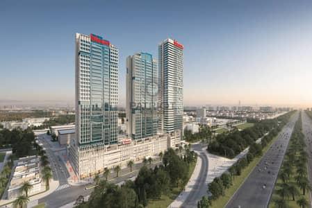 فلیٹ 3 غرف نوم للبيع في قرية جميرا الدائرية، دبي - High Comfort in affordable price Buy Three Bedroom Apartment in vey reasonable price