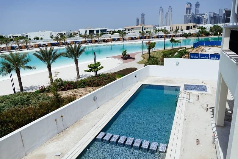 Luxury 7BR Mansion?Lagoon View?Mediterranean Style