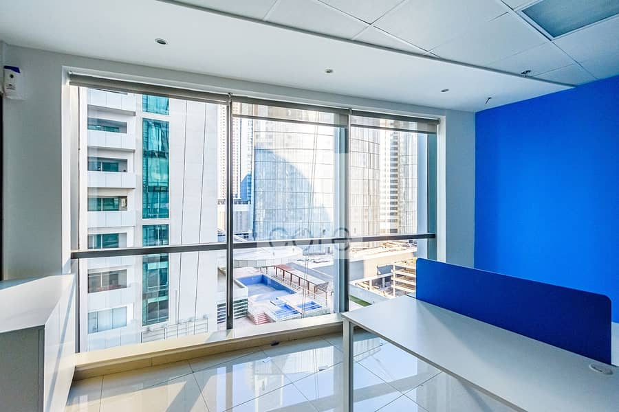 2 Fitted Office For Rent In Regal Tower