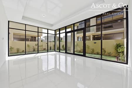 3 Bedroom Townhouse for Sale in DAMAC Hills (Akoya by DAMAC), Dubai - 3 Bed + Maid End Unit | TH-M | Vacant OT