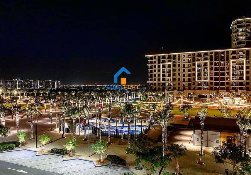12 Nice & Huge 1 BHK | Pool  View | Al-Arta 4 | Greens