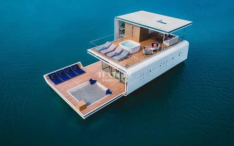 فیلا 2 غرفة نوم للبيع في جزر العالم، دبي - 100% Guaranteed ROI in 10 Yrs | Floating SeaHorse Villas