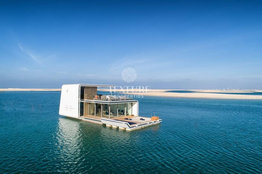 25 100% Guaranteed ROI in 10 Yrs   Floating SeaHorse Villas