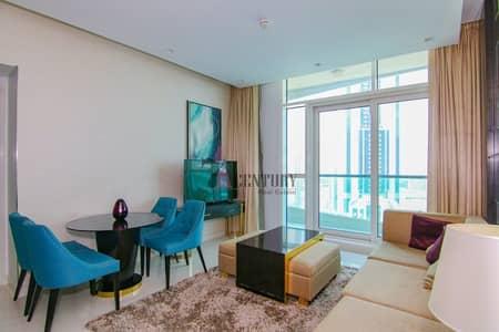 شقة 2 غرفة نوم للايجار في وسط مدينة دبي، دبي - Full Furnished   2 BR Apartment   Downtown Dubai