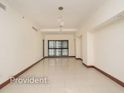 فلیٹ 2 غرفة نوم للايجار في نخلة جميرا، دبي - Upgraded | Panoramic Park Views | Exclusive