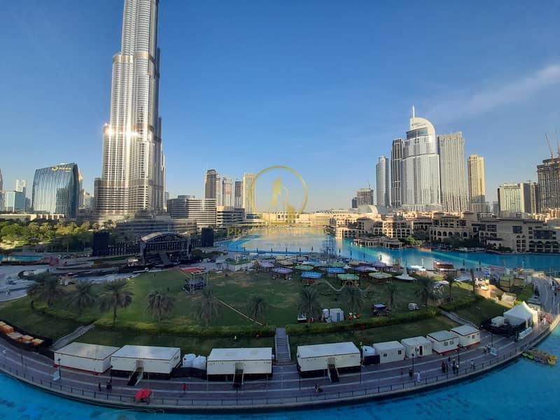 24 Burj Khalifa |High Demand Unit|Vacant