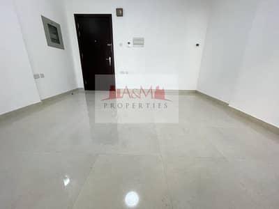 استوديو  للايجار في منطقة النادي السياحي، أبوظبي - BRAND NEW.: Studio Apartment with  Excellent finishing  in TCA for AED 38