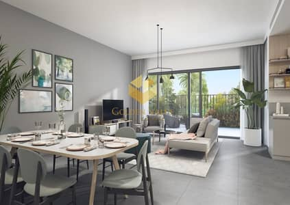 Luxurious 3 Beds   5 years payment plan  Community Facilities