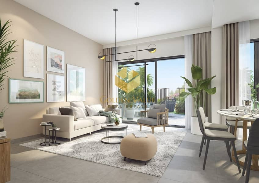 2 Luxurious 3 Beds   5 years payment plan  Community Facilities