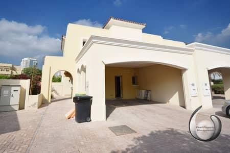 فیلا 3 غرف نوم للايجار في البحيرات، دبي - Spacious 3BHK Villa I Corner Plot I Landscaped