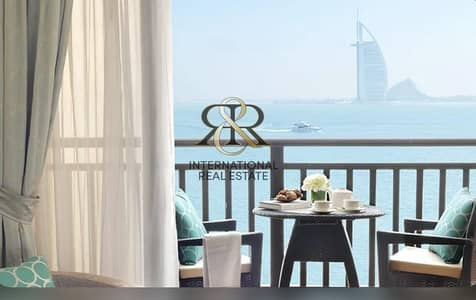 1 Bedroom Flat for Sale in Palm Jumeirah, Dubai - Anantara North   Full Sea and Burj Al Arab View