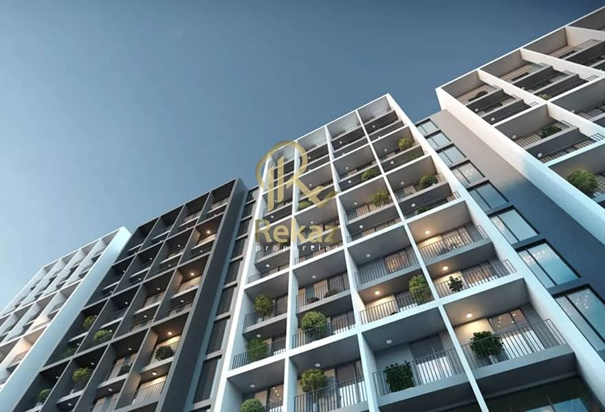 Apartments with monthly installments of 3990 k