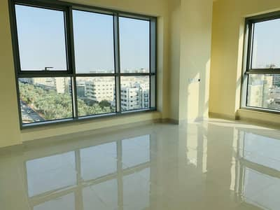 3 Bedroom Flat for Rent in Deira, Dubai - Luxury Brand New Chiller Free 1 Month Free 6 Chqs Offering Open View 3Bhk WIth Maidroom 4 Washrooms Children Play Area Garden 2 Free Parking Just In 77k.