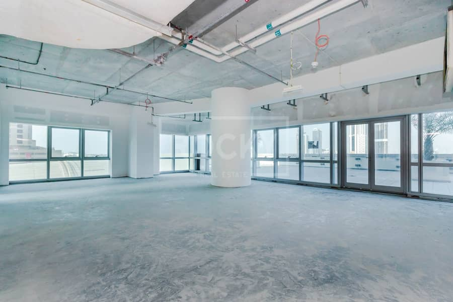 Full Floor with Terrace | Suitable for Restaurant | The One