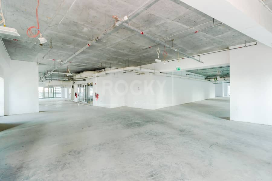 2 Full Floor with Terrace | Suitable for Restaurant | The One
