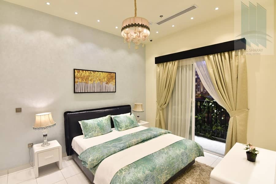 FREEHOLD Premium 1BR Flats for sale in Arjan with high RIO and No Commission