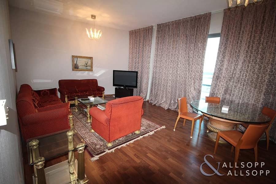 10 3 Bedroom | Low Floor | Balcony | Upgraded