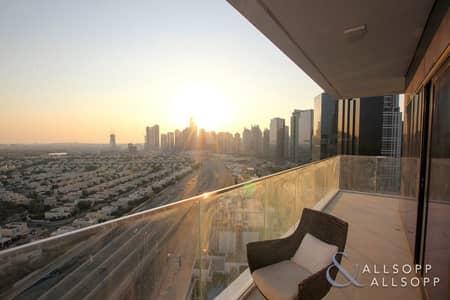 فلیٹ 2 غرفة نوم للايجار في أبراج بحيرات الجميرا، دبي - Brand New   Two Bedrooms   Amazing Views
