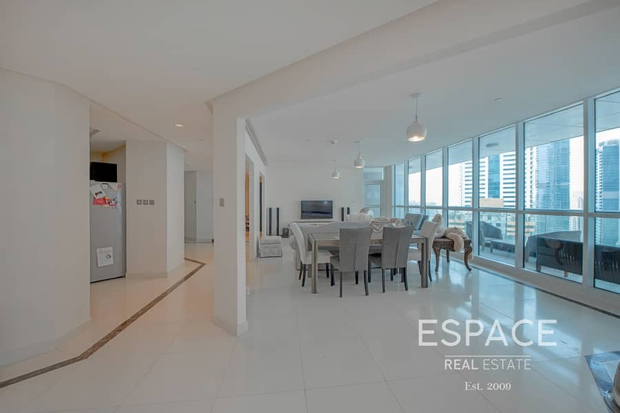 2 Partial Sea and Marina View | High Floor