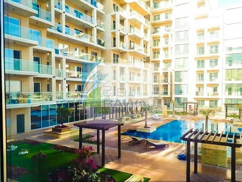 14 KITCHEN EQUIPPED 2 BEDROOM APARTMENT WITH SPACIOUS BALCONY