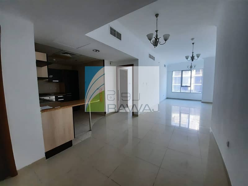 2 Kitchen equipped | 1 bedroom apartment  Ready to move-in