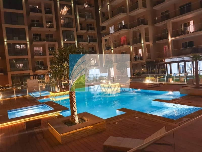 22 Beautiful Fully Furnished 1 Bedroom apartment in Sherena Residence