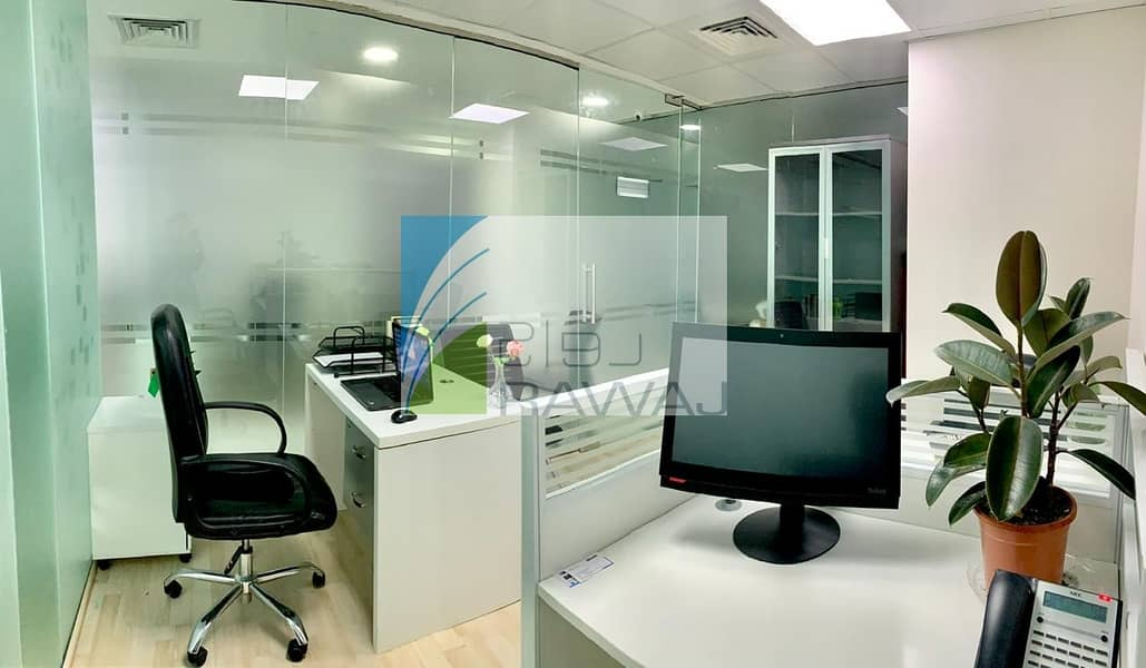 Fantastic Fully Furnished Offices for rent at Ontario Tower