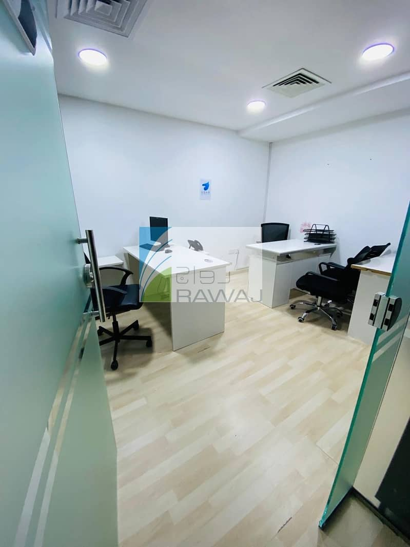 17 Fantastic Fully Furnished Offices for rent at Ontario Tower