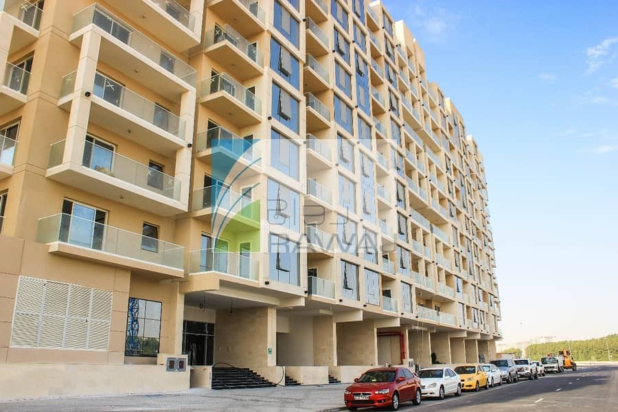 12 Stunning Studio Apartment with Balcony | Dubailand | Sherena Residence