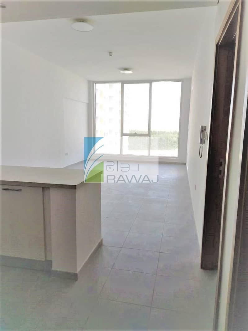 1 Bedroom + hall for rent in Sherena Residence