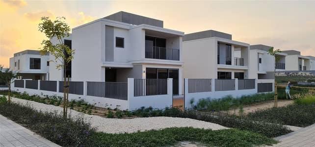 Unique 3 Bedroom Villa For Sale in in Sidra 3 Dubai Hills Estate Extreme Corner Villa with Large Plot
