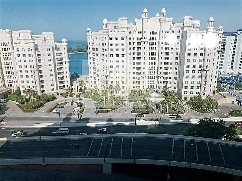 10 Burj Al Arab & Sea View | 3BR +M | Type A |  2 Parking