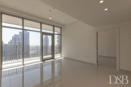 1 Bedroom Apartment for Rent in Downtown Dubai, Dubai - High Floor | Genuine Listing | Vacant Now