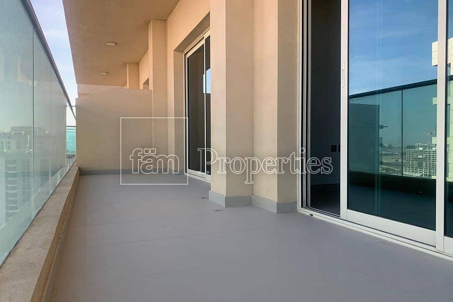 10 2 Balconys | Study Room | 3 Bedroom