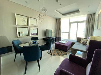 FULLY FURNISHED 5 STAR  HOTEL APARTMENT  BURJ KHALIFA VIEW