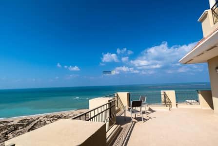 3 Bedroom Apartment for Sale in Al Hamra Village, Ras Al Khaimah - Amazing Sea View Home* - Yacht Club - Golf Course