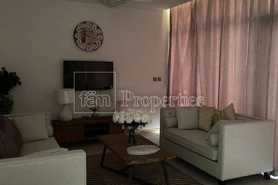 Amazing 3BR + Maid | Fully Furnished | Golf View