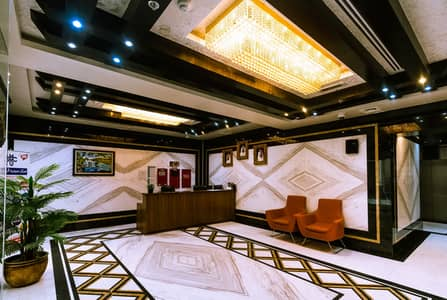 1 Bedroom Flat for Rent in Al Taawun, Sharjah - Year End Offer - New Apartment for Rent in Al Taawun