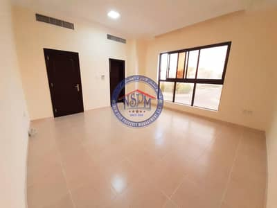 3 Bedroom Flat for Rent in Al Mushrif, Abu Dhabi - No commission 3BHK W/ Balcony  Fabulous space