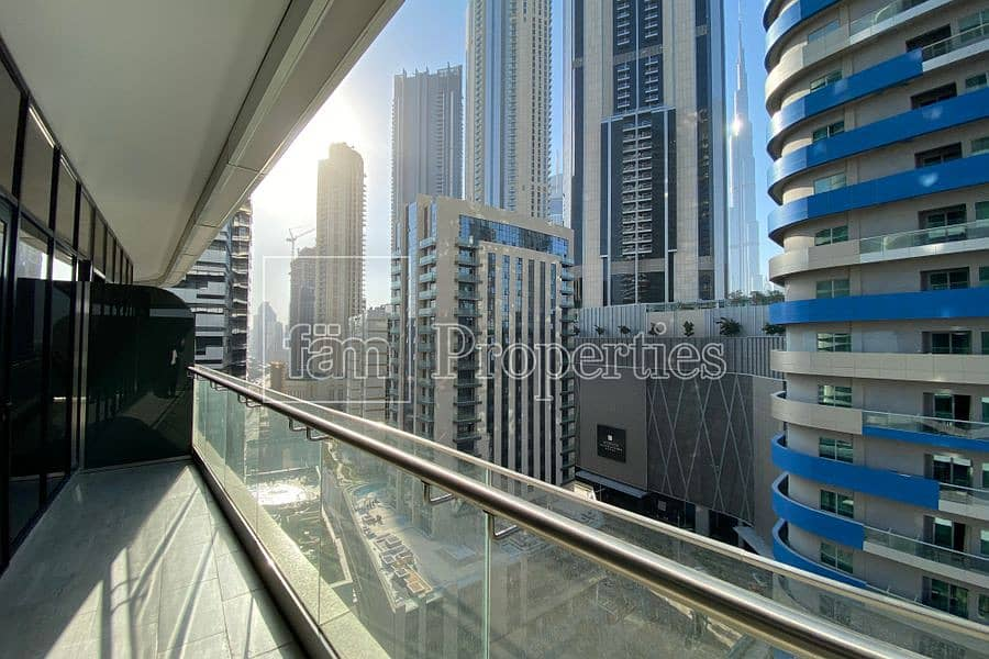1 month FREE | Burj Khalifa view | Brand NEW